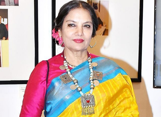 Shabana Azmi on staying safe & sane during Covid