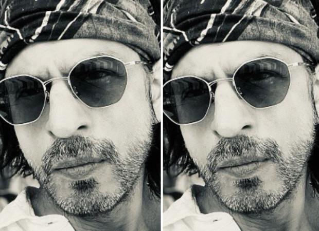 Shah Rukh Khan extends warm wishes on Eid, shares new monochrome selfie