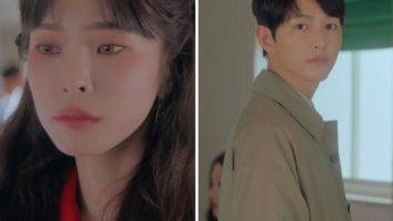 Song Joong Ki looks dreamy in teaser of Heize's 'Happen' music video