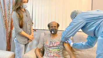 Soundarya Rajinikanth informs Rajinikanth has taken second dose of COVID-19 vaccine after wrapping Annaatthe