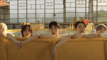 TXT face the reality of changing world in cinematic music video of '0x1=Love Song' featuring Seori
