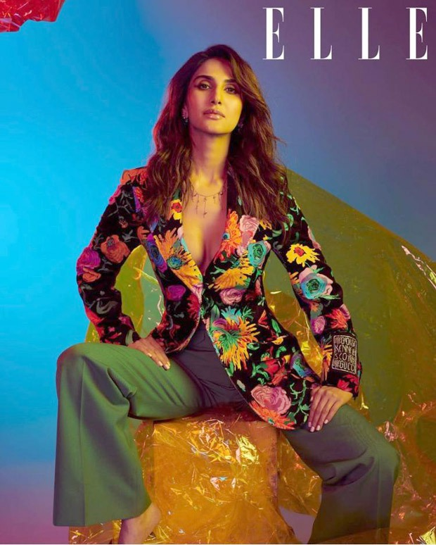 Vaani Kapoor aces the art of power dressing in floral Gucci blazer and flared pants worth Rs. 4 lakhs