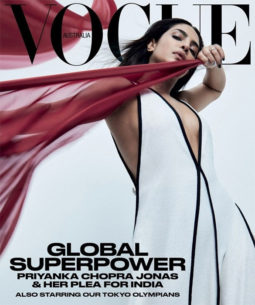 Priyanka Chopra Jonas On the covers of Vogue