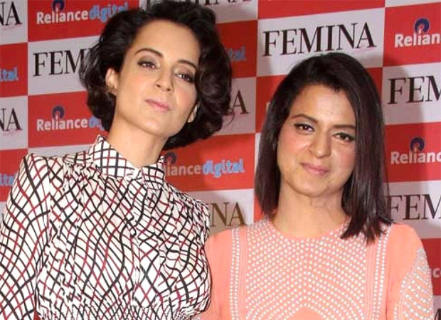 Kangana Ranaut's sister Rangoli Chandel to sue designer Anand Bhushan after he cut ties with the actress post Twitter suspension : Bollywood News – Bollywood Hungama
