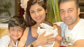 Shilpa Shetty's family members including husband Raj Kundra and kids test COVID-19 positive; actress tests negative