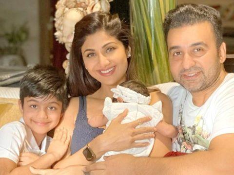 Shilpa Shetty's family members including husband Raj Kundra and kids test COVID-19 positive; actress tests negative