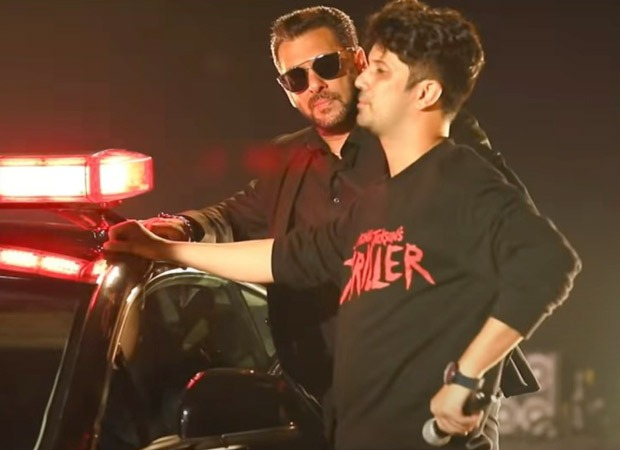 Salman Khan and Prabhu Dheva takes the audience through the making of the Radhe title track; watch