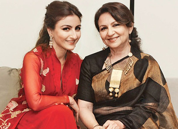 Mother-daughter duo Sharmila Tagore and Soha Ali Khan to auction their personal items for charity : Bollywood News – Bollywood Hungama
