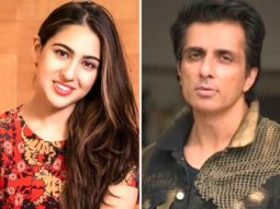 """Sara Ali Khan contributes towards Sonu Sood's charity foundation for COVID relief; Sood says """"You are a hero"""""""