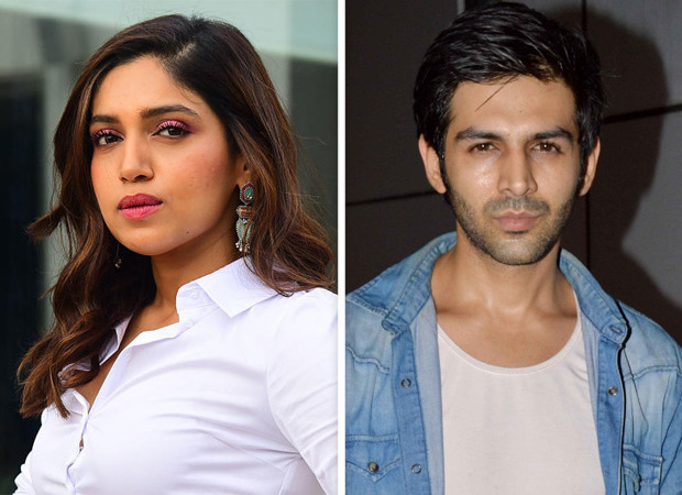 Bhumi Pednekar thanks Kartik Aaryan for making a generous contribution towards the treatment of a COVID patient