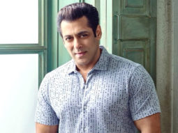 """""""At 55-56, I work harder because my younger generation is Tiger, Varun, Ranveer, and Aayush""""- Salman Khan"""