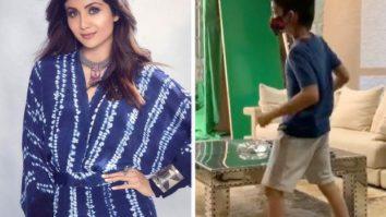 Raj Kundra captures son Viaan imitating Shilpa Shetty's dance steps at home; watch