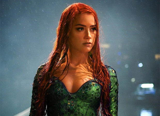 Amber Heard to reprise her role in Aquaman 2, confirms director James Wan