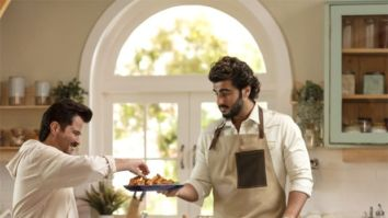 """Arjun Kapoor on reuniting with Anil Kapoor in an ad - """"We are a tag team of entertainment"""""""