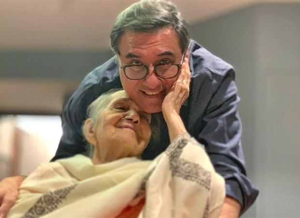 बोमन ईरानी की मां जेरबानू ईरानी का निधन;  अभिनेता ने लिखा इमोशनल नोट