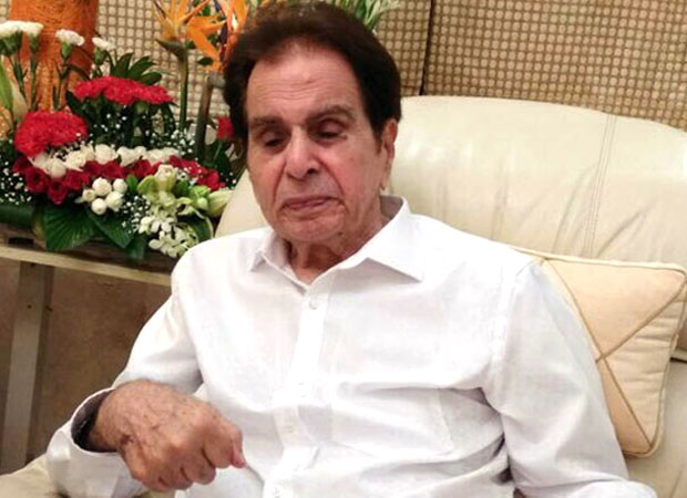 Dilip Kumar gets hospitalised for the second time in a month