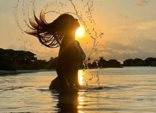 Disha Patani posts stunning throwback picture in bikini