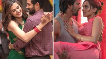 Haseen Dillruba focuses on love triangle between Taapsee Pannu, Vikrant Massey and Harsvardhan Rane in bloody thrilling trailer