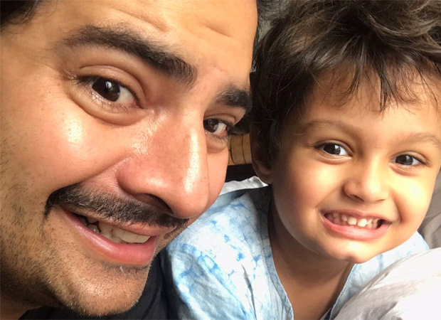 Karan Mehra shares an adorable post wishing his 'little man' Kavish on his birthday amid legal battle with Nisha Rawal