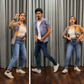 Keerthy Suresh grooves to the beats of Vijay's song 'Aal Thotta Boopathy', calls him 'beast' of entertainment