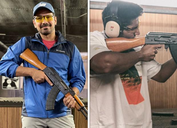 Khatron Ke Khiladi 11: Abhinav Shukla goes riffle shooting with Varun Sood