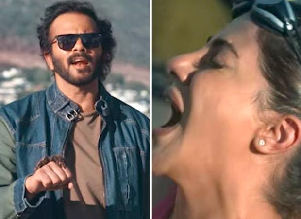 Khatron Ke Khiladi 11 Promo Rohit Shetty introduces Nikki Tamboli as 'Chikhi Tamboli' as she screams around snakes and crawlies