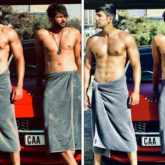 Khatron Ke Khiladi 11 Varun Sood and Vishal Aditya Singh go shirtless; flaunt their washboard abs