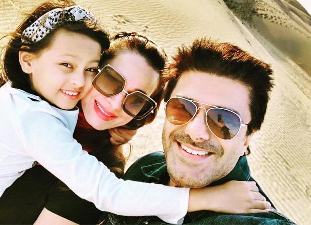 Neelam Kothari plans clean green we time with husband Samir Soni and daughter Ahana