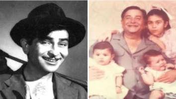 Neetu Kapoor and Riddhima Kapoor Sahni pay tribute to Raj Kapoor on his death anniversary (1)