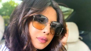 Priyanka Chopra shares sunkissed selfie from London