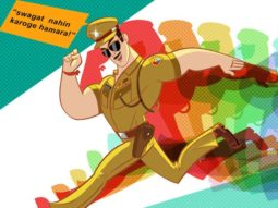 """""""Chulbul Pandey is a very special character for me"""" - Salman Khan on Dabangg - The Animated Series on Disney+ Hotstar VIP"""