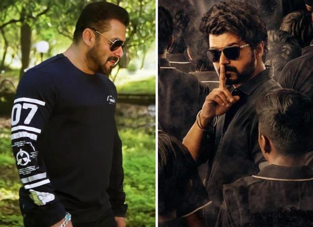 विजय की मास्टर हिंदी रीमेक में नजर आएंगे सलमान खान?  अभिनेता जुलाई में दो फिल्मों की घोषणा करेंगे