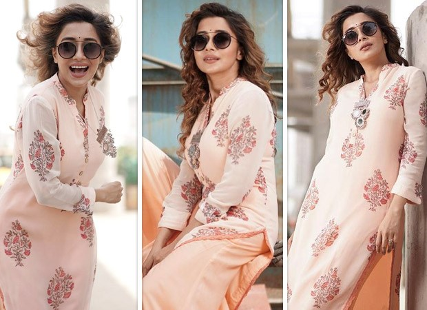 Tina Datta makes a case for elegant kurtas in her latest mesmerizing pictures