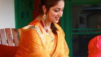 Yami Gautam shares pictures from her mehendi ceremony a day after wedding announcement