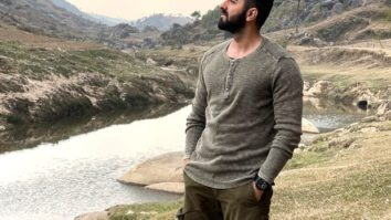 """""""The future of humankind depends on co-existing with nature""""- Ayushmann Khurrana on how his trip to the North-east was an eye-opener for him"""