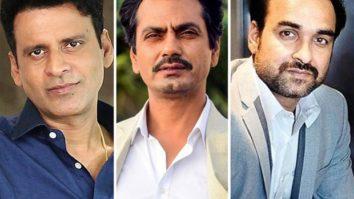 Gangs of Wasseypur trio Manoj Bajpayee, Nawazuddin Siddiqui, and Pankaj Tripathi reunite