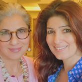 Akshay Kumar photobombs Twinkle Khanna's lovely mother-daughter picture with Dimple Kapadia