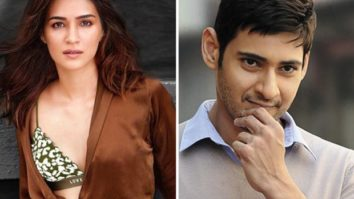 Kriti Sanon compliments her first co-star Mahesh Babu; hopes to work with him again
