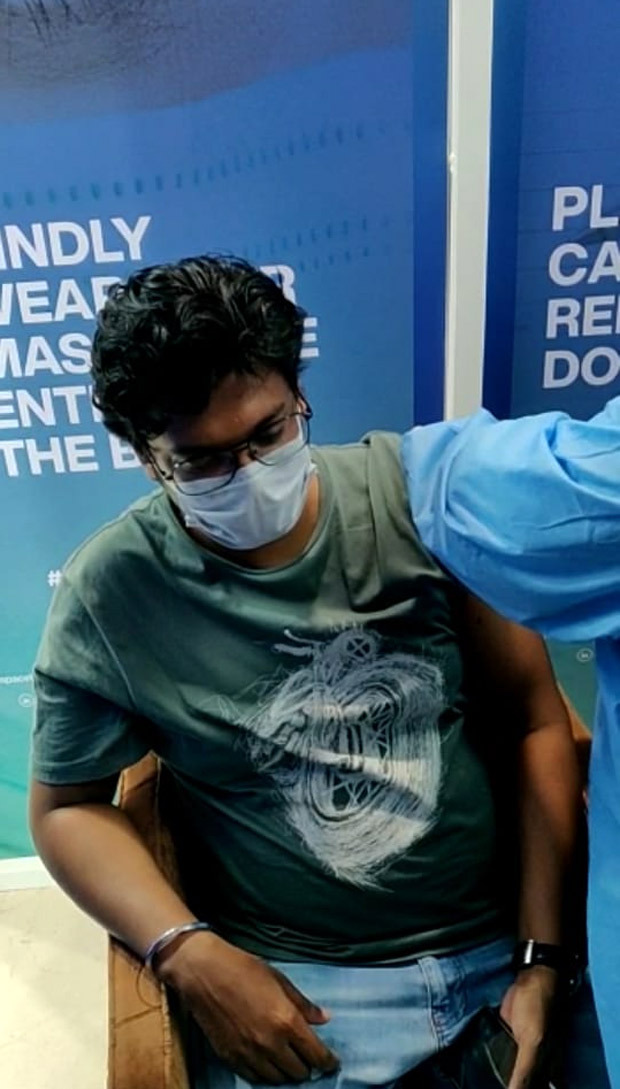 Ajay Devgn's NY Foundation conducts a mass-vaccination camp in Mumbai