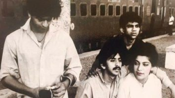 Shah Rukh Khan's picture from his theatre days goes viral; co-star Sanjoy reveals the story behind the picture