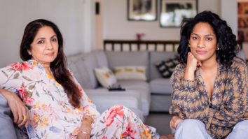Neena Gupta shares traumatic experience of a burning man running towards her and baby Masaba on the sets of Tipu Sultan