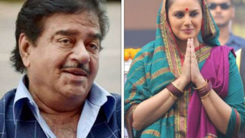 Shatrughan Sinha praises Huma Qureshi's performance in Maharani; says she has the potential of becoming a role model for other artists