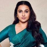 Vidya Balan dedicates the 'Main Sherni' track to corporate Shernis