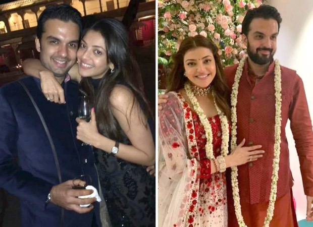 On Kajal Aggarwal's birthday, Gautam Kitchlu shares 30 pictures giving a glimpse of their journey together