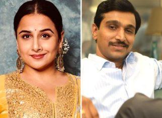 Vidya Balan to romance Pratik Gandhi in Ellipsis Entertainment's next