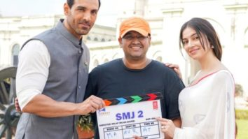 Shooting of John Abraham starrer Satyameva Jayate 2 wrapped up; makers eye a theatrical release