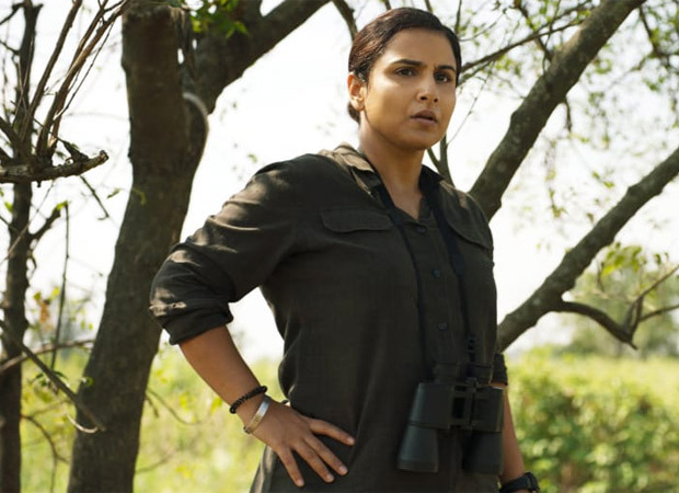 Vidya Balan's Sherni gets a shoutout from Amul; actress reacts