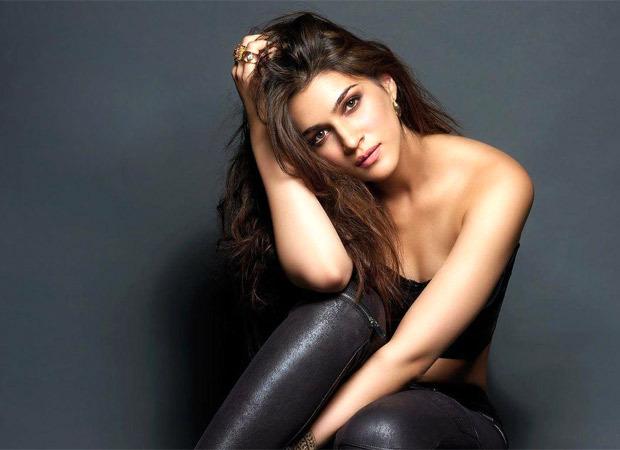 Kriti Sanon looks ravishing in an all black attire for Dabboo Ratnani's calendar shoot