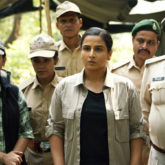 """""""I had to exercise the expression of non-expression""""- Vidya Balan on playing a woman of few words but many dimensions in Sherni"""