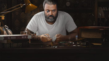 Malayalam film superstar Suresh Gopi unveils intense character poster of his 251st film